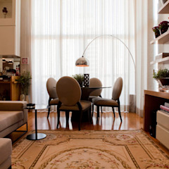 Modern living room by Asenne Arquitetura Modern