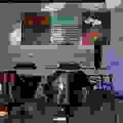 Comedores de estilo moderno de Marcos Bertoldi Moderno