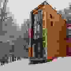 Las Murras - Las Pendientes - Patagonia Argentina Hoteles de estilo escandinavo de Aguirre Arquitectura Patagonica Escandinavo