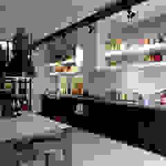Garage Loft Industriële keukens van BRICKS Studio Industrieel