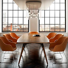 Moment Boardroom de Gresham Office Furniture Moderno