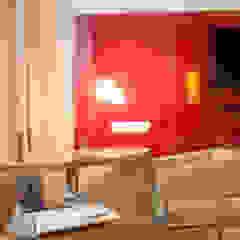 Modern hotels by Anna Buczny PROJEKTOWANIE WNĘTRZ Modern Chipboard