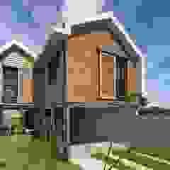 من T&T architecture إستوائي