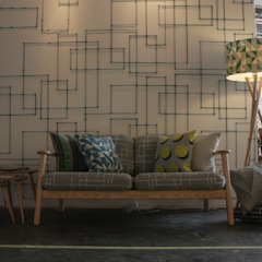 And Then + Kirkby Design Modern commercial spaces by And Then Design Limited Modern