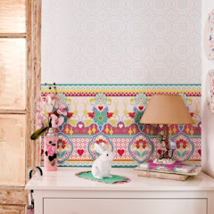 Catalina Estrada Wallpaper ref 1280088: modern  by Paper Moon, Modern