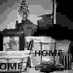 Decoración de Mandarina Home Moderno
