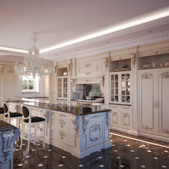 Kitchen by 3D Render&Beyond Classic
