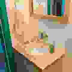 Salle de bain rustique par Ruta arquitetura e urbanismo Rustique