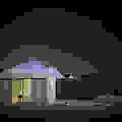 Dom z widokiem na Beskidy Minimalistyczne domy od 3XEL Biuro projektowe Minimalistyczny