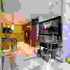 Modern Kitchen by QueirozSoares Arquitetura e Design de Interiores Modern