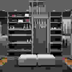 Ruang Ganti Modern Oleh Citlali Villarreal Interiorismo & Diseño Modern