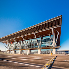 Aeropuertos de estilo mediterráneo de Belimov-Gushchin Andrey Mediterráneo