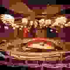 Art Deco Projectverlichting Eclectische evenementenlocaties van De blauwe Deel Webwinkels Eclectisch