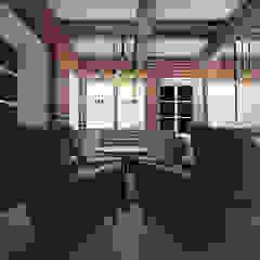 Eclectische bars & clubs van HUK atelier Eclectisch