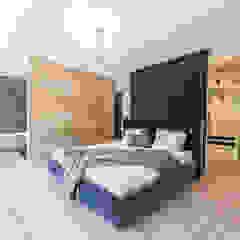 Musterhaus Bad Vilbel Moderne Schlafzimmer von ARKITURA GmbH Modern