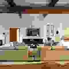 Ibiza House Ruang Keluarga Gaya Mediteran Oleh TG Studio Mediteran