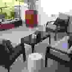 Mediterranean style balcony, porch & terrace by Santiago | Interior Design Studio Mediterranean