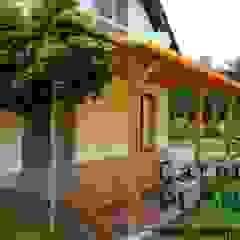 Zadaszenia tarasów ogródków letnich pergole od Carport Planet Minimalistyczny