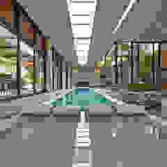 Moderne Pools von Beth Nejm Modern