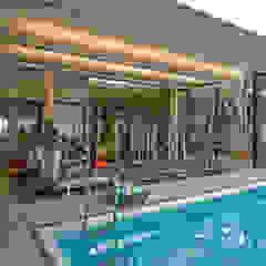 Moderner Fitnessraum von Beth Nejm Modern