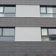 Spiegel Fassadenbau Modern hotels
