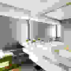 Pracownia projektowa artMOKO Modern bathroom