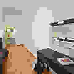 Pracownia projektowa artMOKO Eclectic style bedroom