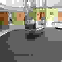 Bamboe buiten vloeren Scandinavische hotels van Eco-Logisch Scandinavisch