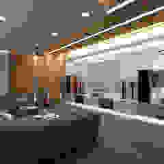 โดย Lenz Architects โมเดิร์น