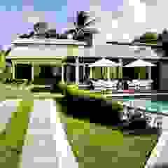 Tropische huizen van Celia Beatriz Arquitetura Tropisch