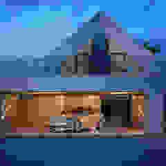 Pracownia projektowa artMOKO Modern garage/shed