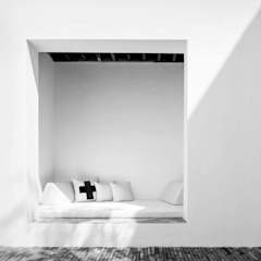 Smaller Studio Communication Arts and Atelier Interior landscaping