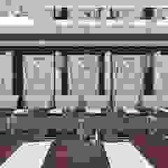 Centro congressi in stile coloniale di Студия дизайна интерьера Руслана и Марии Грин Coloniale