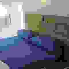 Casa Mac Camera da letto rurale di Antonio D'aprile Architetto Rurale