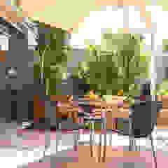 Tropical style gardens by Marcos Contrera Arquitetura & Interiores Tropical