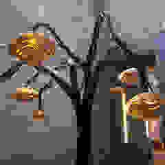 Casuluz - artistic light instalations Landelijke evenementenlocaties van Tiago Sa da Costa Studio Landelijk