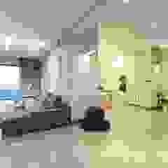 SARNA ARCHITECTS Interior Design Studio Modern walls & floors