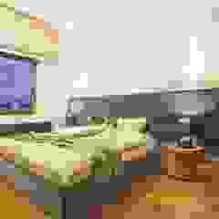 SARNA ARCHITECTS Interior Design Studio Modern style bedroom