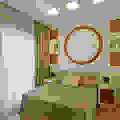 Dormitorios de estilo moderno de Designer de Interiores e Paisagista Iara Kílaris Moderno