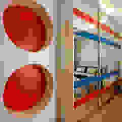 Dormitorios infantiles de estilo moderno de Designer de Interiores e Paisagista Iara Kílaris Moderno