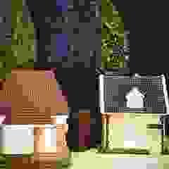 Decoración:  de estilo colonial de Mandarina Home, Colonial