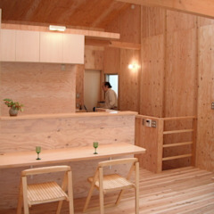 H2O設計室 ( H2O Architectural design office ) Salle à manger moderne