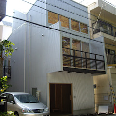 H2O設計室 ( H2O Architectural design office ) Maisons modernes
