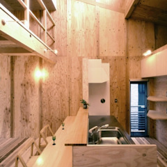 H2O設計室 ( H2O Architectural design office ) Cuisine moderne