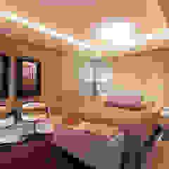 Dormitorios de estilo moderno de Francisco Humberto Franck Moderno