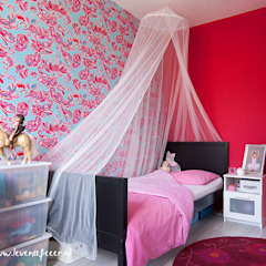 Asian style nursery/kids room by Levenssfeer Asian