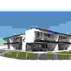 Maisons modernes par Grendene Design Moderne