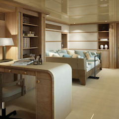 Classic style yachts & jets by motik Classic