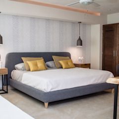 Modern style bedroom by DECO Designers Modern