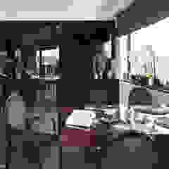 Salle à manger moderne par Pracownia Projektowa Pe2 Moderne